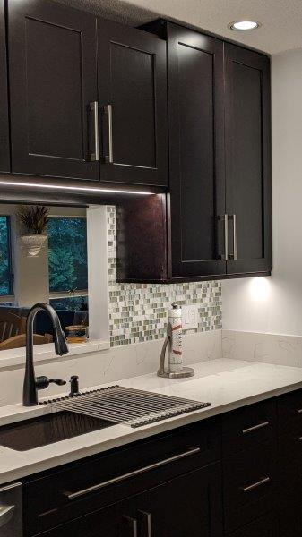 Why Select Dark Cabinets For Your Dream Kitchen Express Kitchens